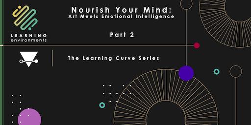 Nourish Your Mind:Fluid Art Meets Emotional Intelligence Part II