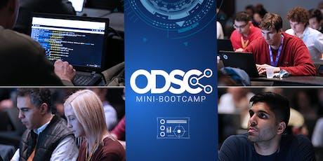 ODSC West Mini-Bootcamp 2019 tickets