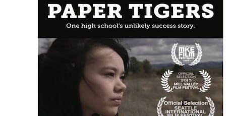 Paper Tigers Film - W Lothian ACEs Hub tickets