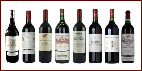 1995 Bordeaux Tasting tickets