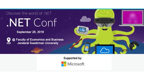.NET Conference 2019 Indonesia tickets