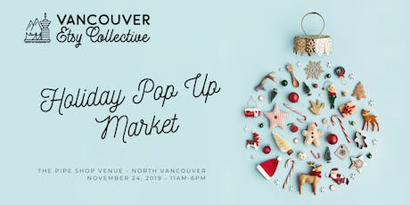 Holiday Pop Up Market tickets