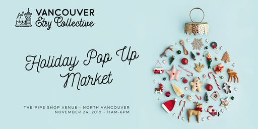 Holiday Pop Up Market