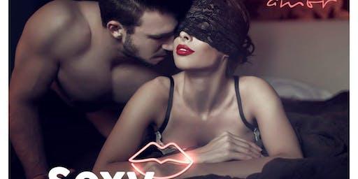 """""""Sexy Time - Noite dos 5 sentidos"""""""