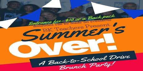 Back to School Drive Brunch Party! tickets
