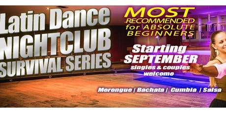 LATIN DANCE PROGRAM tickets