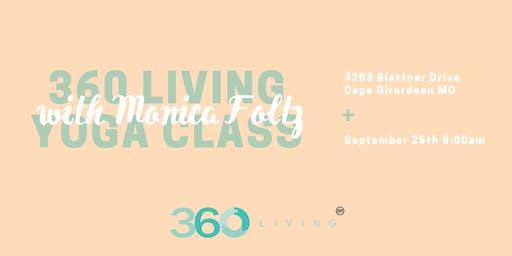 360 Living Yoga Class