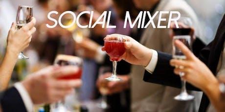 Friday Afterwork Social Mixer! tickets