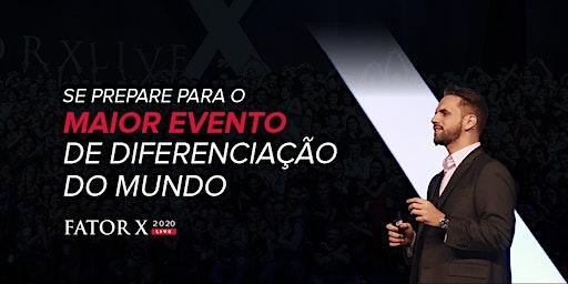 Fator X Live 2020 - Gold