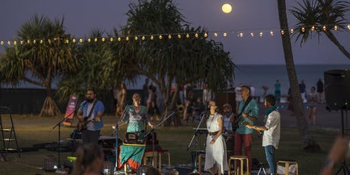Full Moon Beach Kirtan
