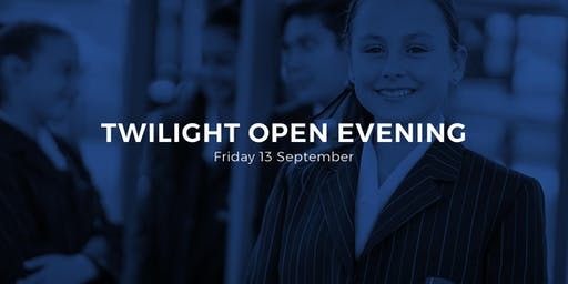 Twilight Open Evening