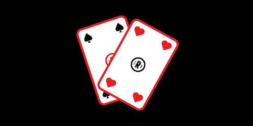Poker & Double Happy Hour