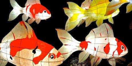 Chinatown Lunar Lantern Festival - 18+Yrs Registration tickets