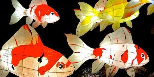 Chinatown Lunar Lantern Festival - 18+Yrs Registration
