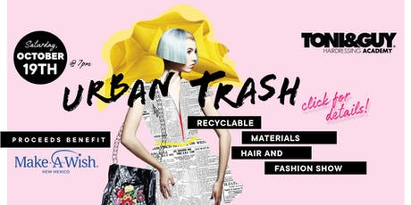Urban Trash Recyclable Materials Fashion Show  tickets