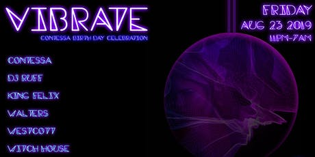 VIBRATE FRIDAYS AFTERHOURS tickets