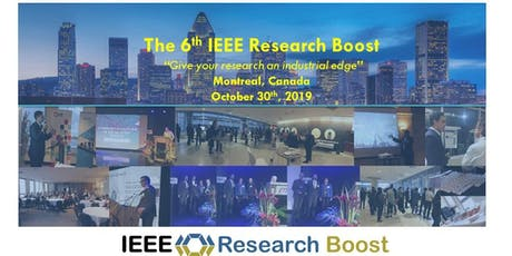 The Sixth IEEE Research Boost tickets