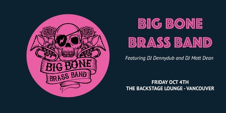 Big Bone Brass Band tickets