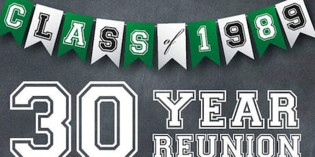 Northmont Class Of 1989 - 30th Reunion tickets