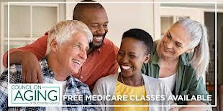 Grand Prairie Public Library Medicare Community Meeting tickets