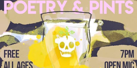 Poetry & Pints at Full Circle Olympic tickets