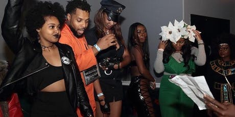 Halloween Costume Party; $1000 in prize- HipHop, Afrobeats, Reggae. tickets