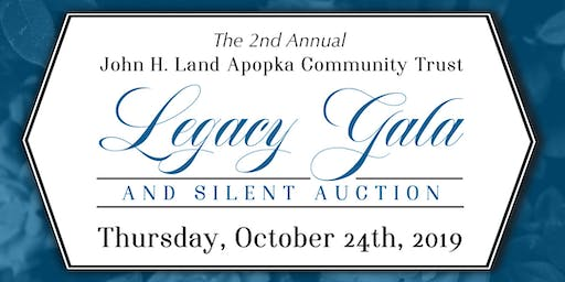 Second Annual John H. Land Legacy Gala