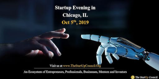 Startup Evening in Chicago, IL
