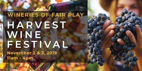 Fair Play Harvest Wine Festival tickets