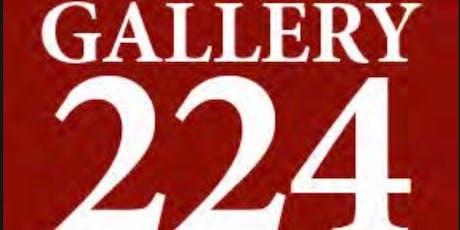 November Social Club Gathering at Gallery 224 tickets