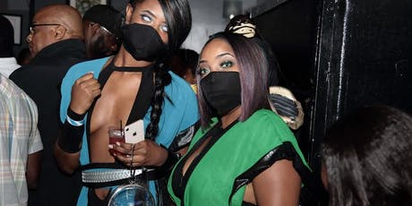 Halloween Costume Party; $1000 in prize- Afrobeats, Hiphop, Reggae, Soca tickets