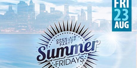 (Sanjo) Free Summer Rooftop Party @  NEWEST ROOFTOP in Queens Friday August 23rd @ THe Penthouse tickets