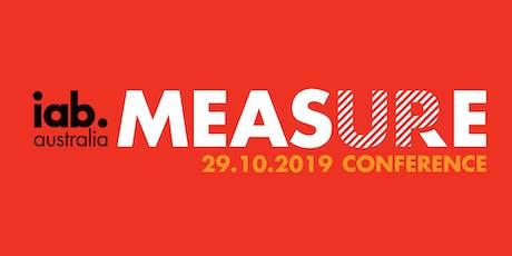 IAB MeasureUp Conference 2019 - Sydney tickets