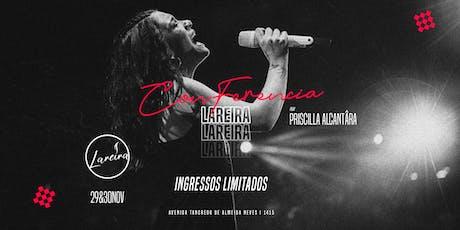 CONFERÊNCIA LAREIRA 2019 ingressos