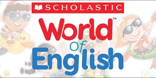 SCHOLASTIC WORLD OF ENGLISH FRANCHISE BUSINESS MATCHING - BANGKOK - AUGUST 29, 2019