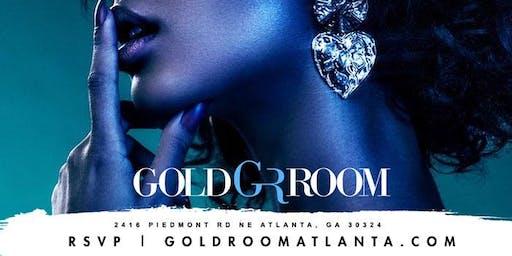 FRIDAY Night Hip Hop Gold Room