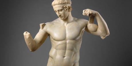 Unhung Heroes of the Met Museum: Sat 11/2 tickets
