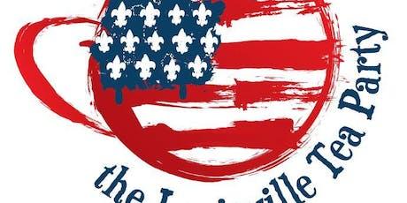 Louisville Tea Party Hosts Gov Matt Bevin tickets
