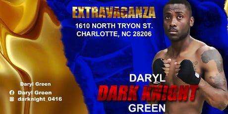 "Daryl ""Dark Knight"" Green Live Pro Boxing Event 9/21/19 tickets"
