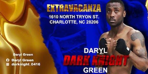 "Daryl ""Dark Knight"" Green Live Pro Boxing Event 9/21/19"