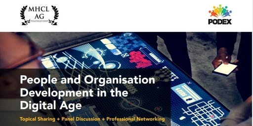 People and Organisation Development in the Digital