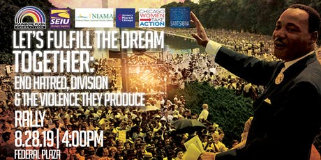 Let's fulfill THE DREAM RALLY tickets