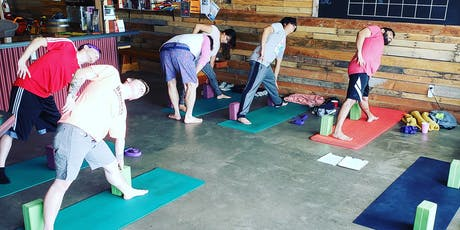 Beer + Yoga = Boga tickets