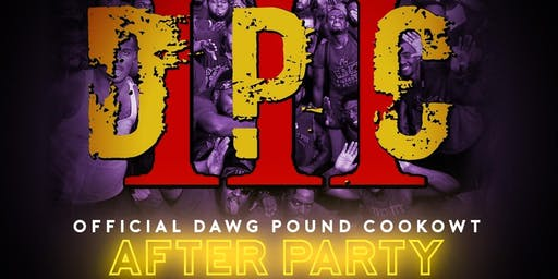Dawg Pound Cookowt After Party