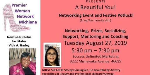 Premier Women Network- Michiana Monthly Meeting and Potluck