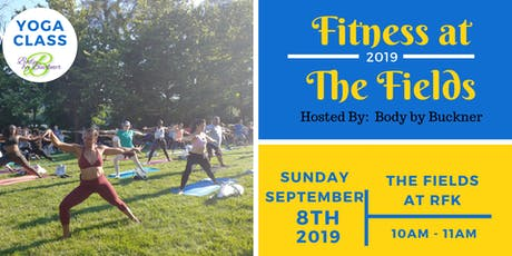 Fitness at The Fields at RFK tickets