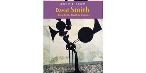 特別放映會:《大衛·史密斯:從鋼鐵到雕塑》Special Screening: David Smith: Steel into Sculpture