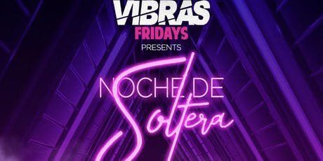 Vibras Friday at TheDeck Wynwood tickets