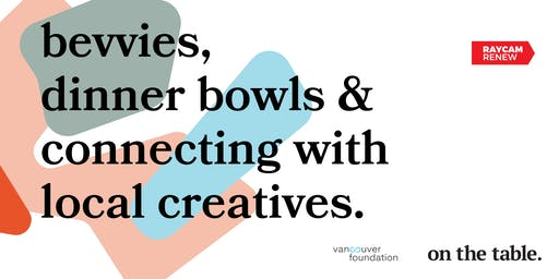 Creatives & Makers Dinner Dialogue
