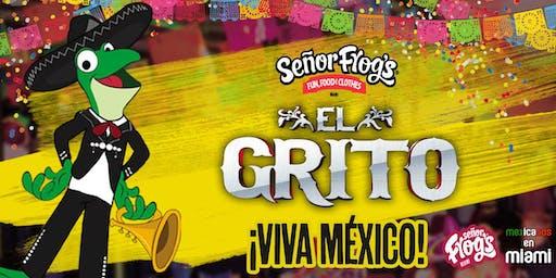 EL GRITO 2019 - Mexican Celebration in Miami // Celebrando la Independencia